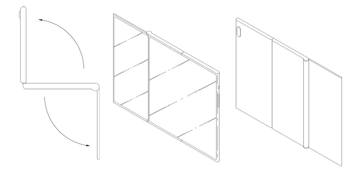 LG Z Smartphone Patent