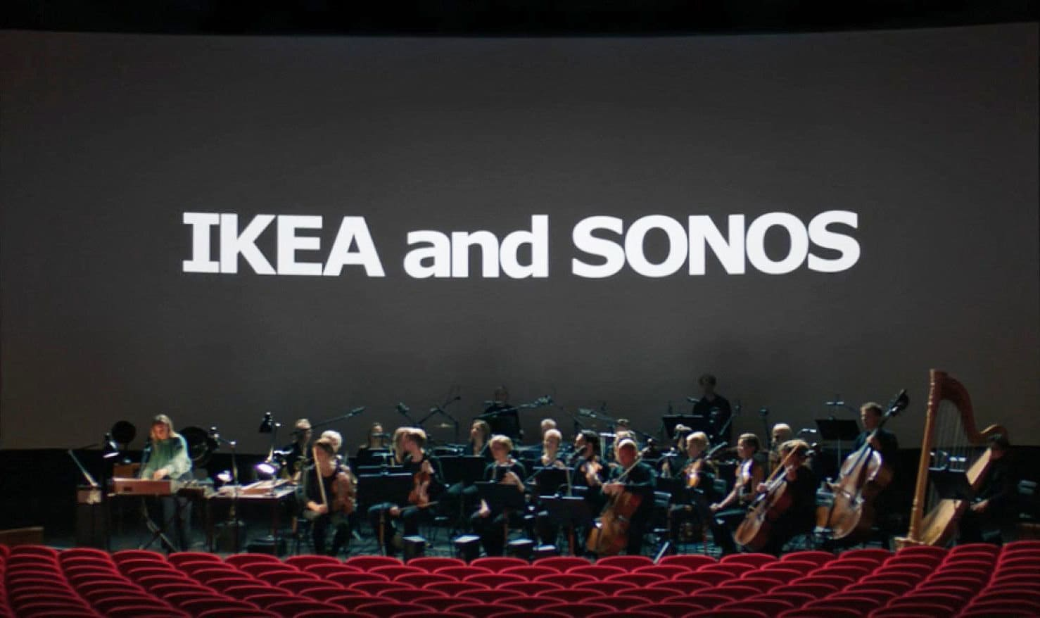 IKEA and SONOS