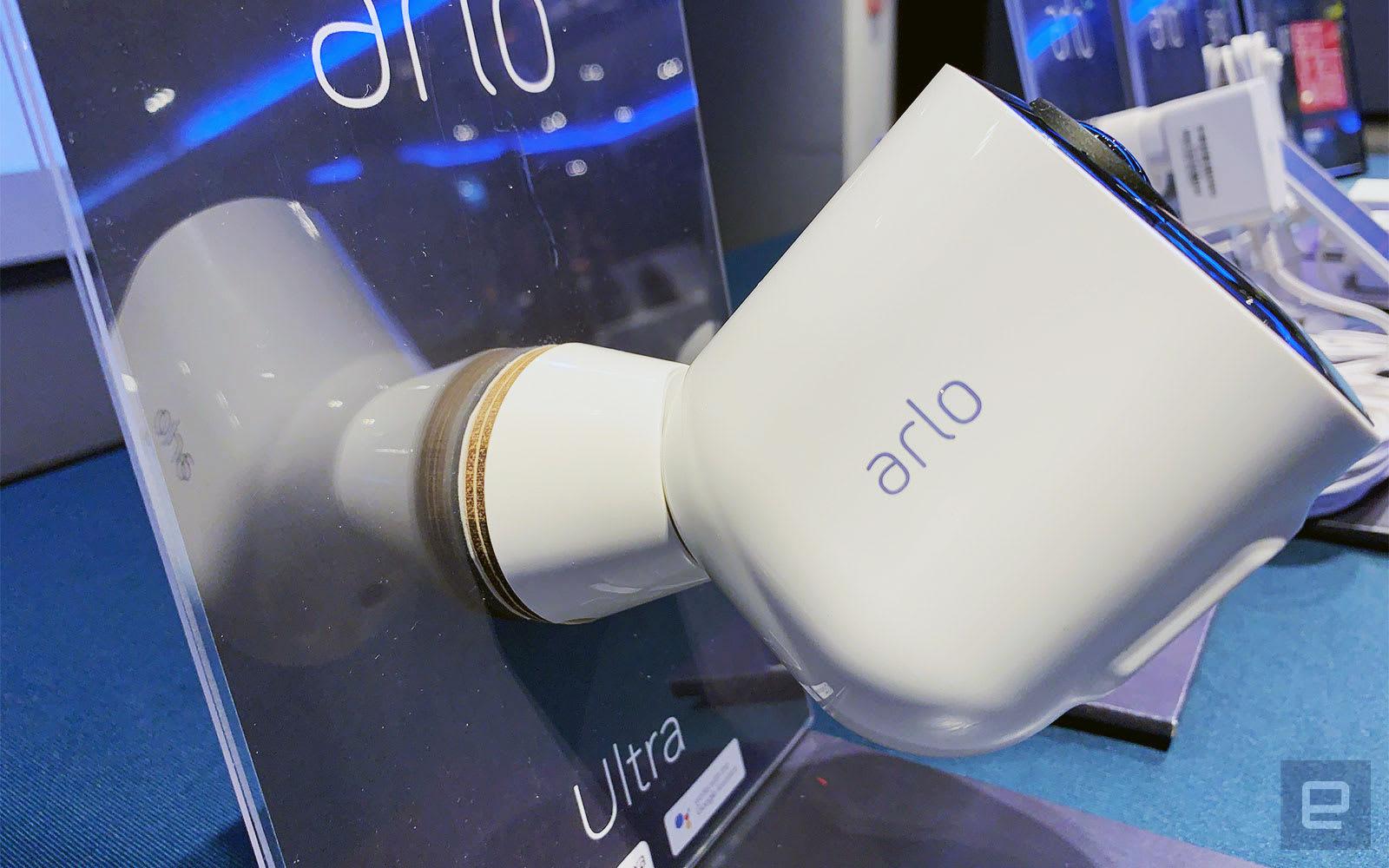 Arlo Ultra 香港上市