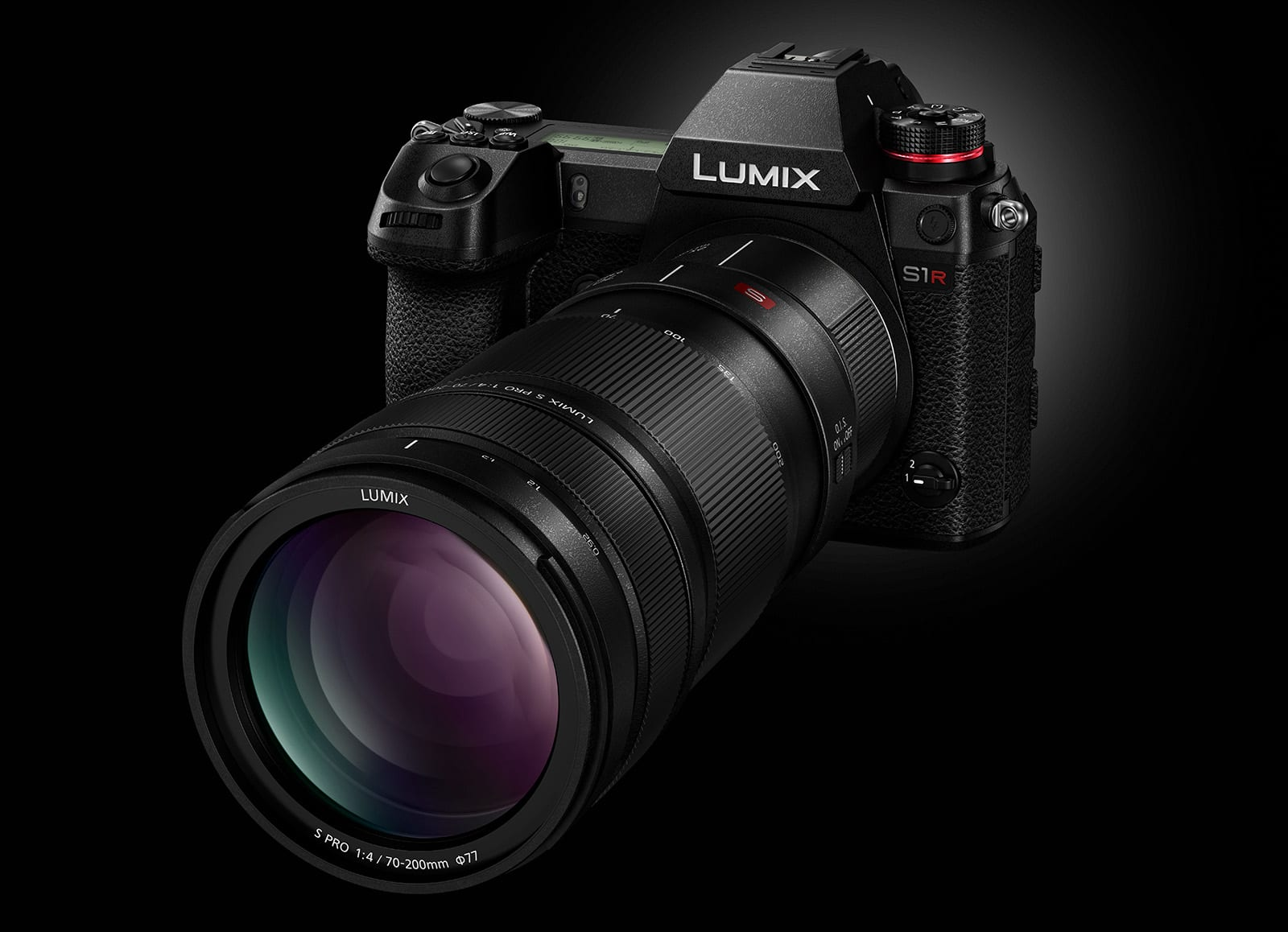 Panasonic S1 teleconverter software update