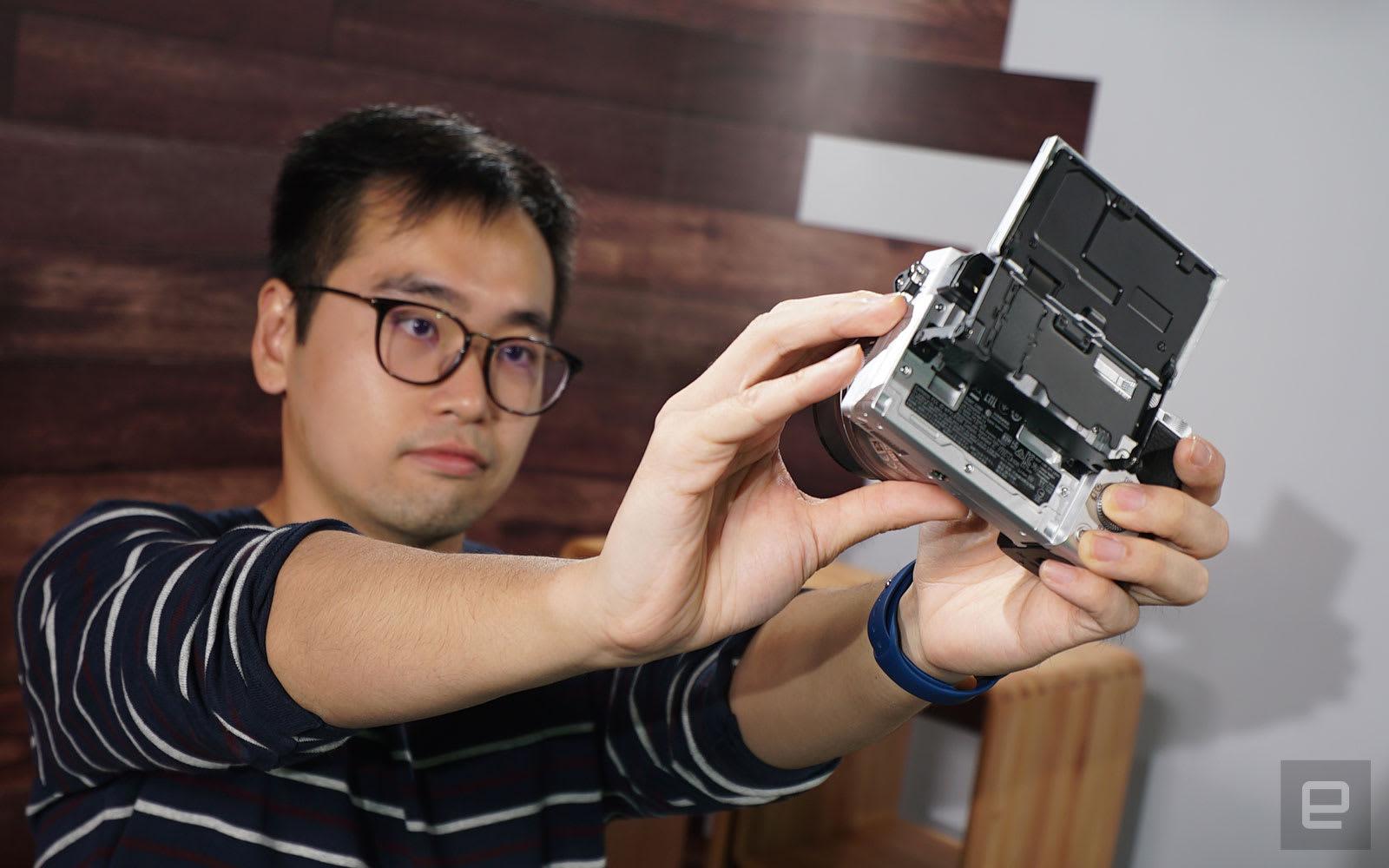 Sony A6400 實拍體驗