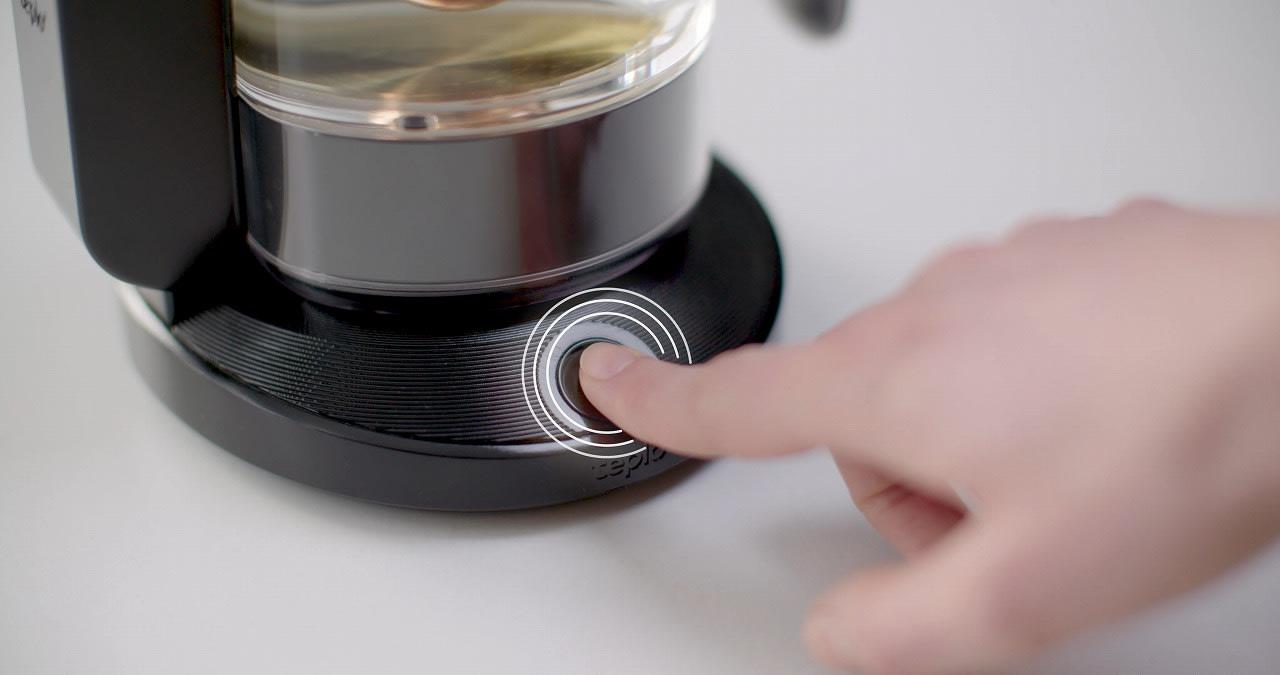 Teplo Connected Tea Pot