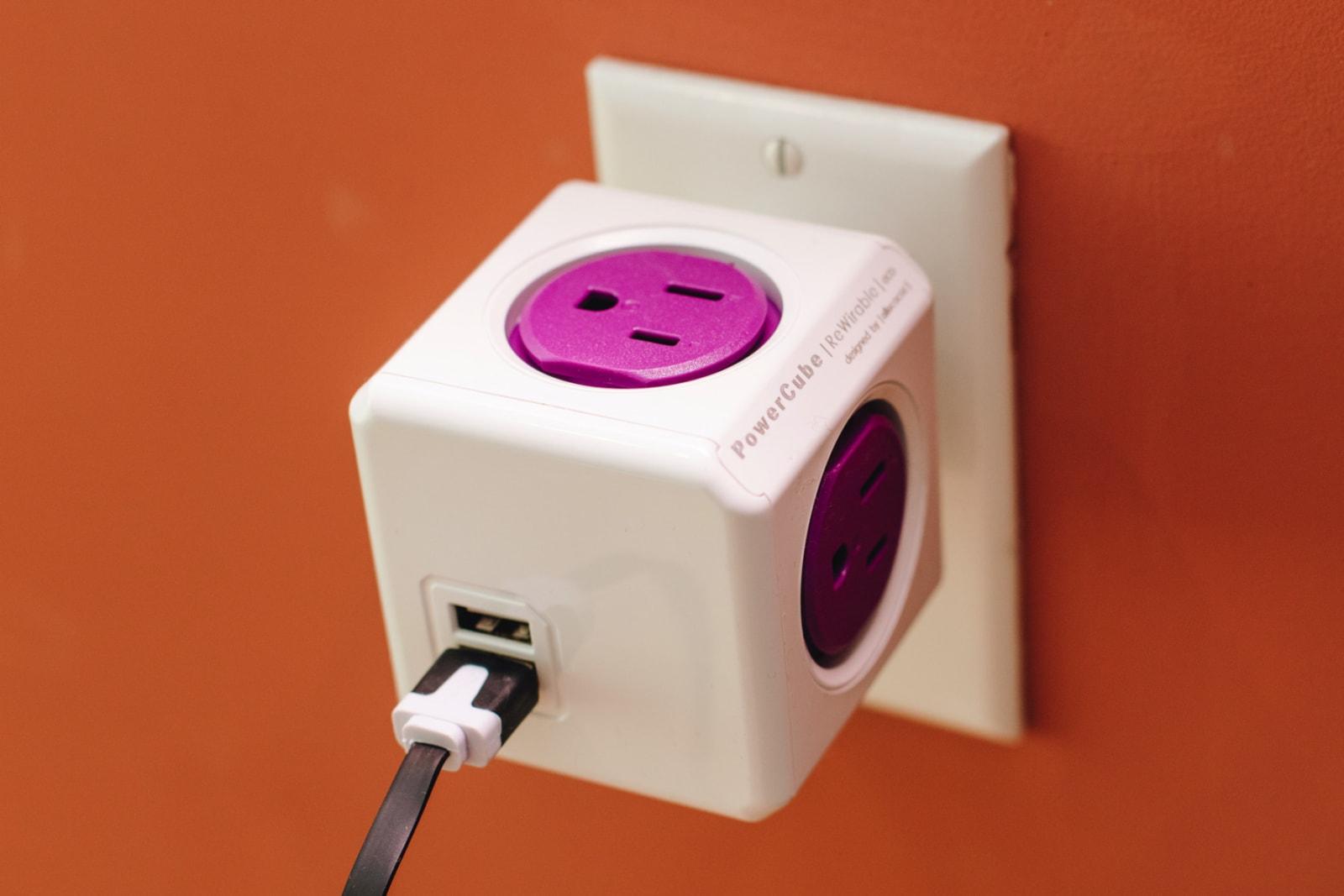 Portable power strips
