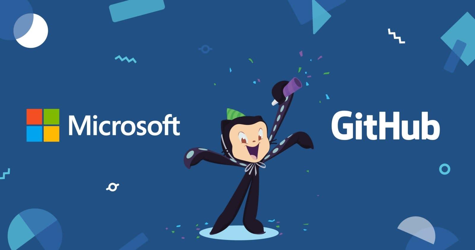 Microsoft, GitHub