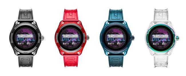 DieselOn Fadelite Smartwatch