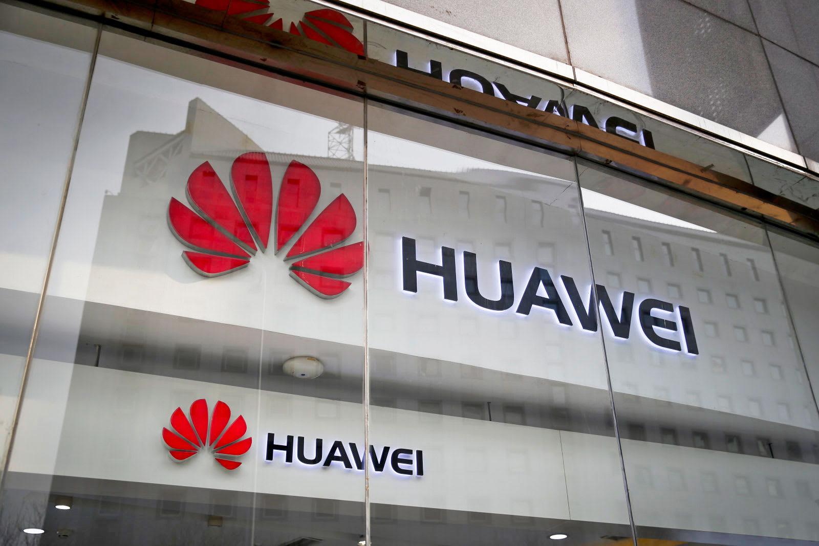 China US Huawei