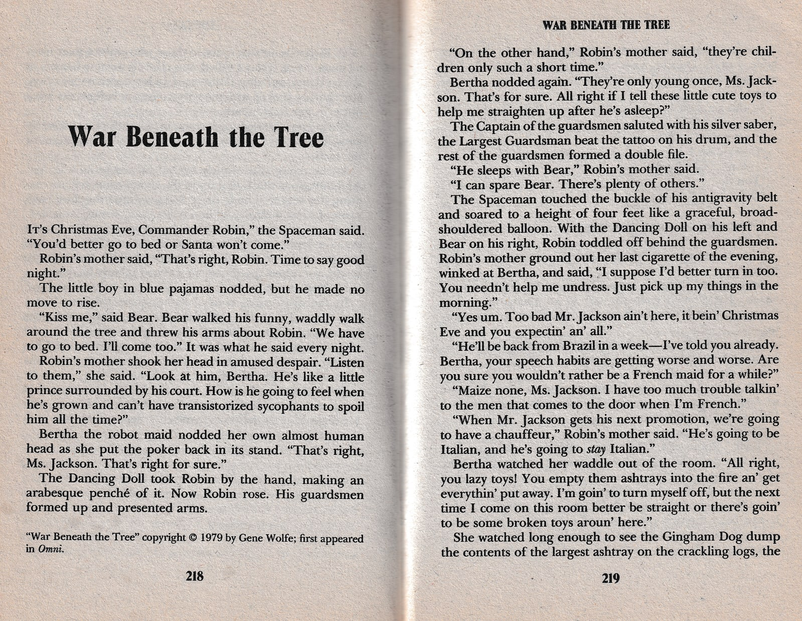 Scanned book
