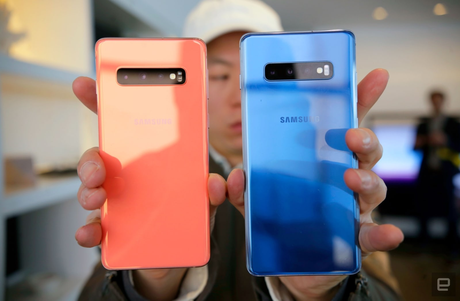 S10 and S10+