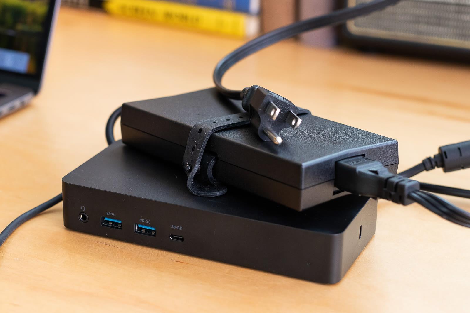 USB-C hubs and docks