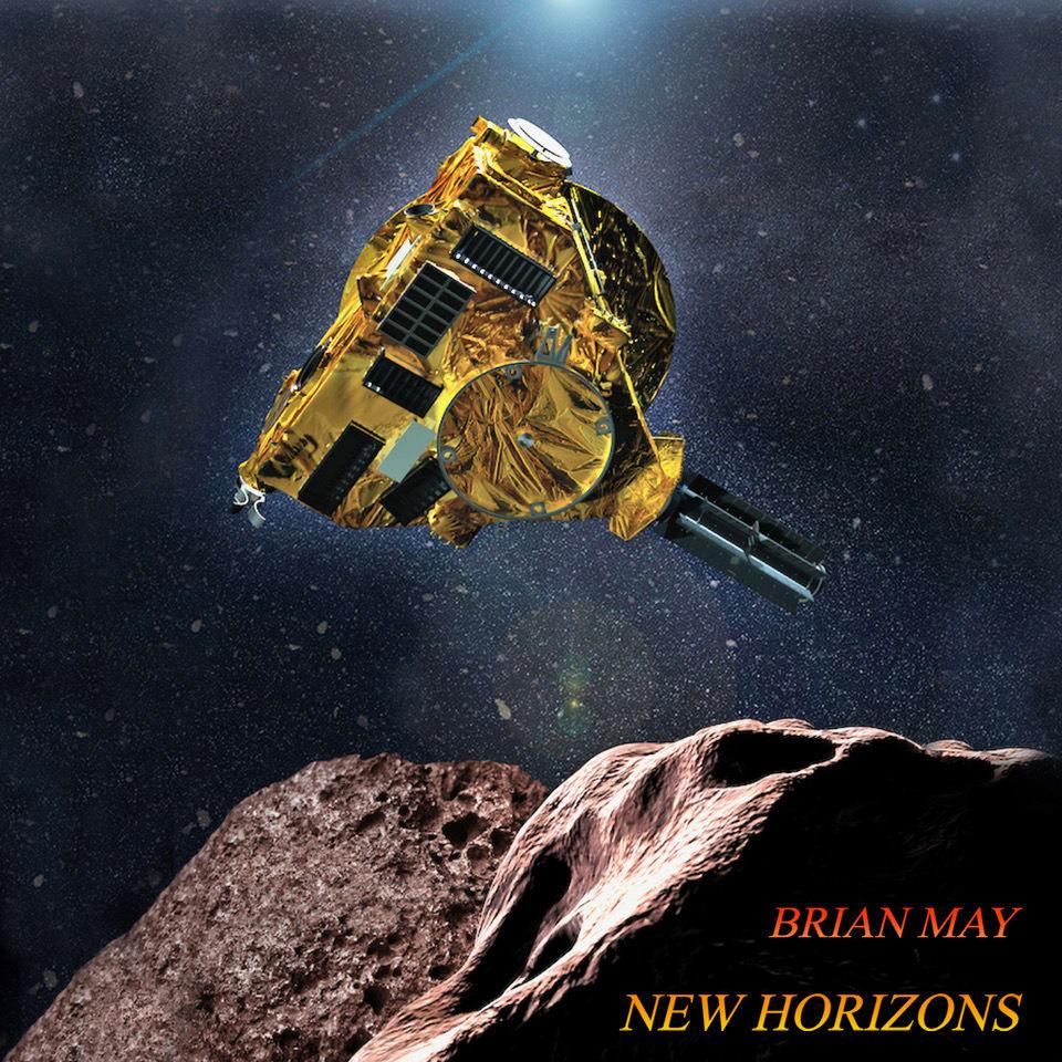 Brian May : New Horizons
