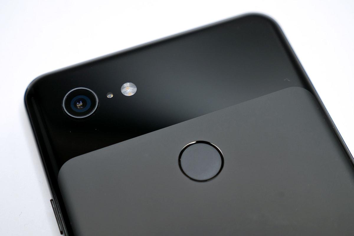 Pixel 3 XLのメインカメラ