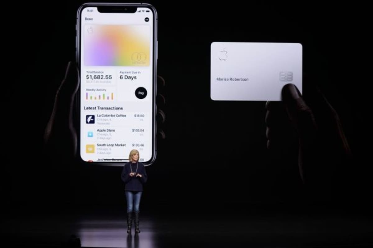 Apple Credit Card