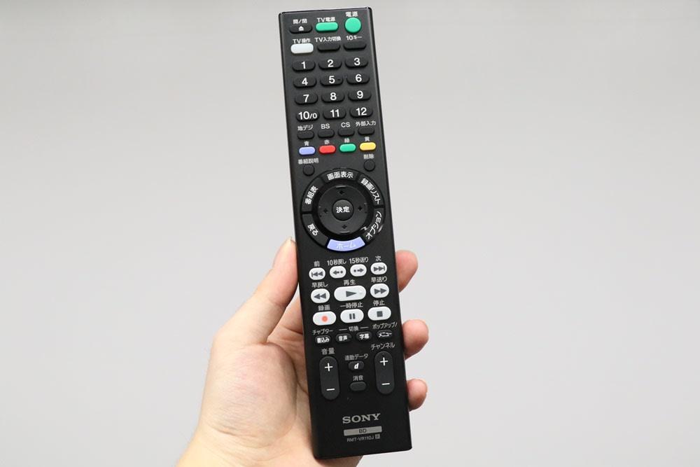SONY 4K Blu-ray Disc Recorder 201985
