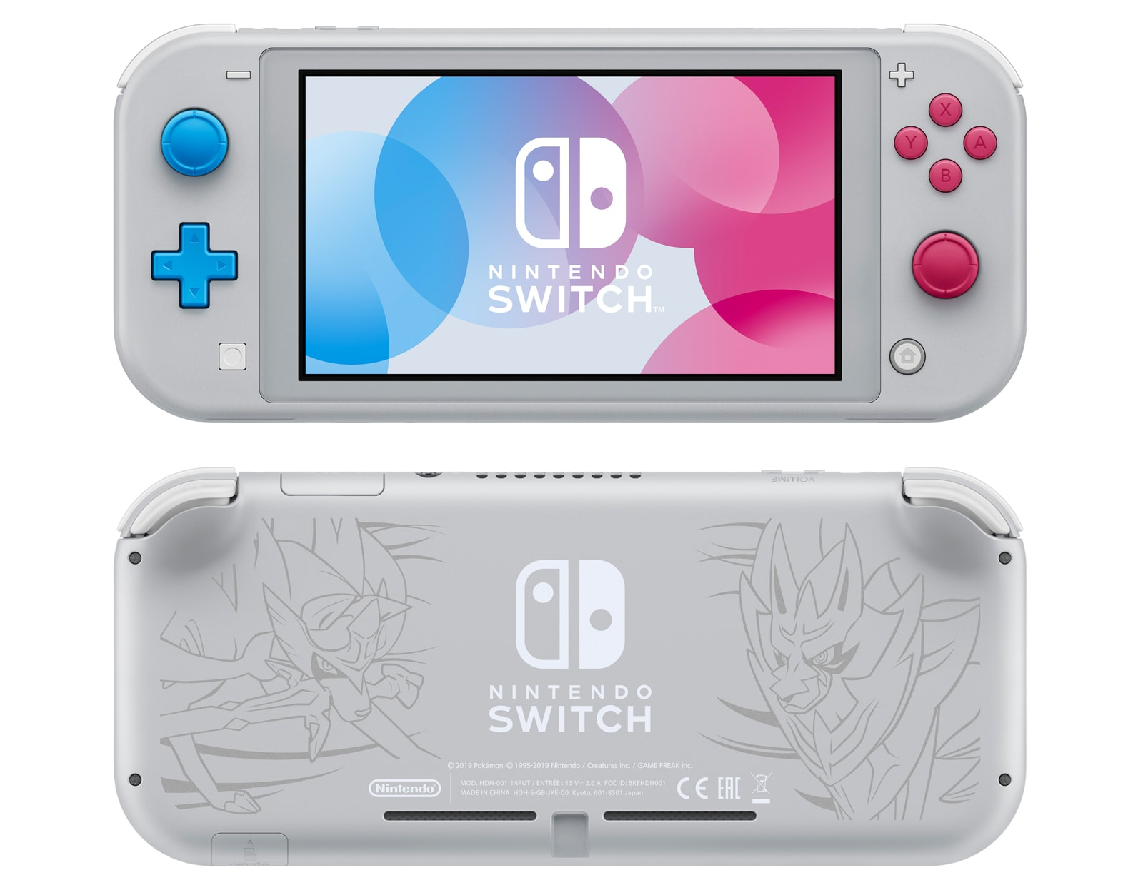 Switch Lite Pokemon Edition