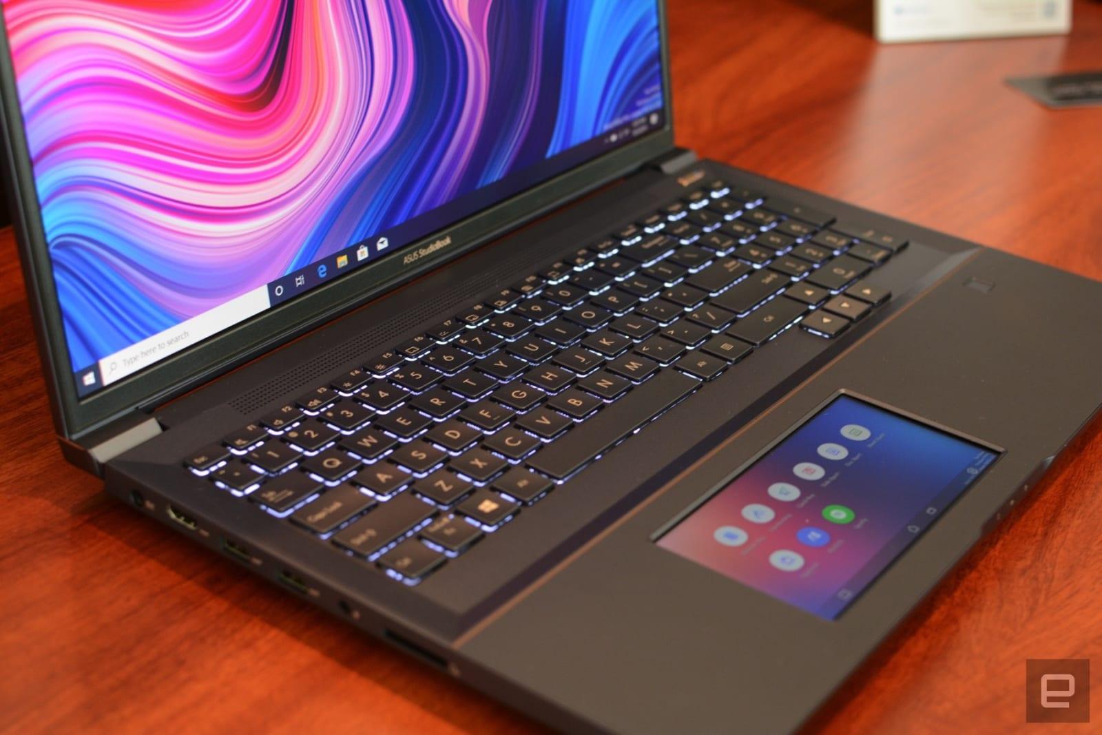 ASUS ProArt StudioBook Pro X hands-on