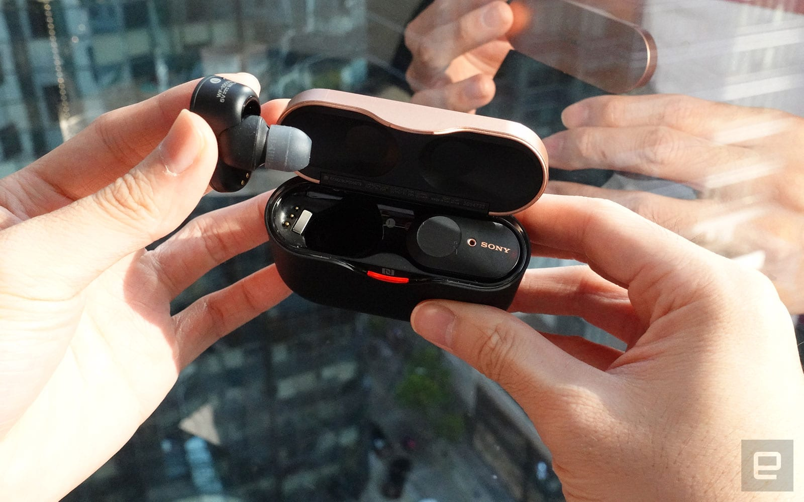 Sony WF-1000XM3 评测