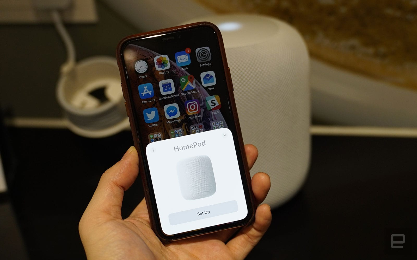 Apple HomePod 動手玩
