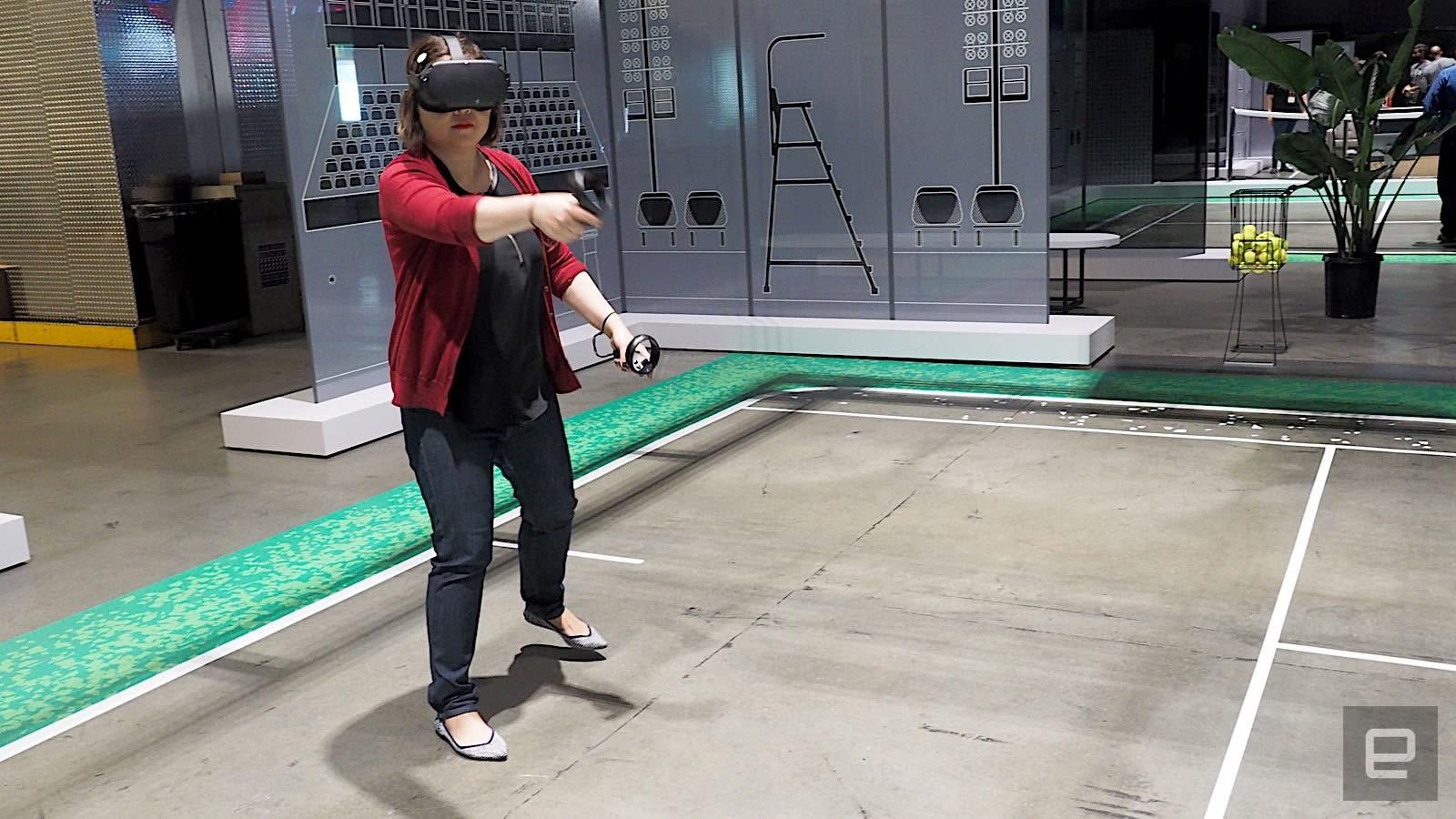 Oculus Quest hands-on