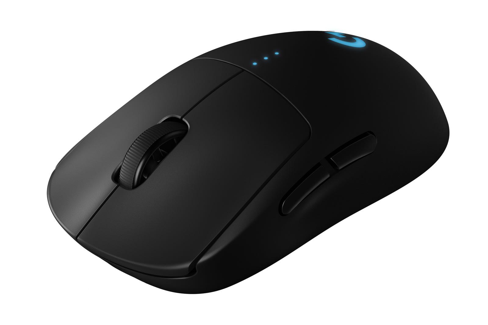 羅技推出輕到極限的 G Pro Wireless 無線電競滑鼠