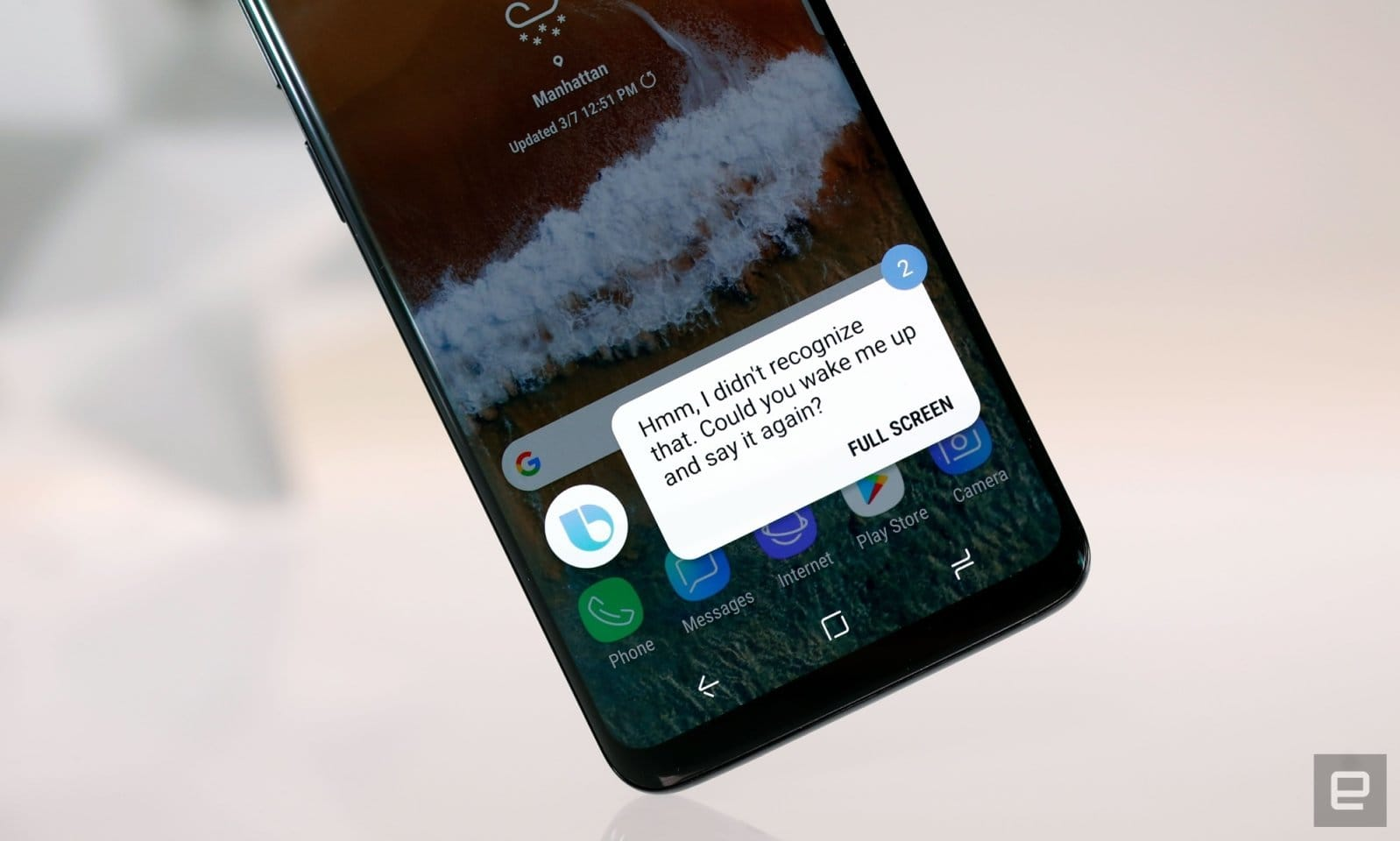 Galaxy Bixby Remap