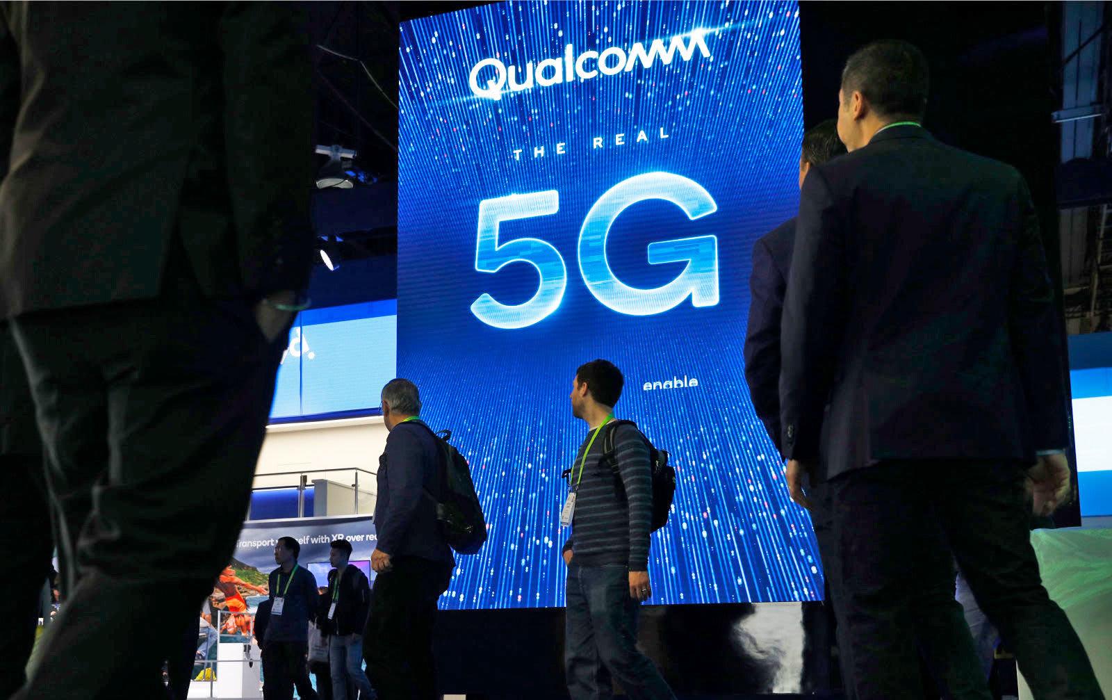 Qualcomm Processors 5G Modem