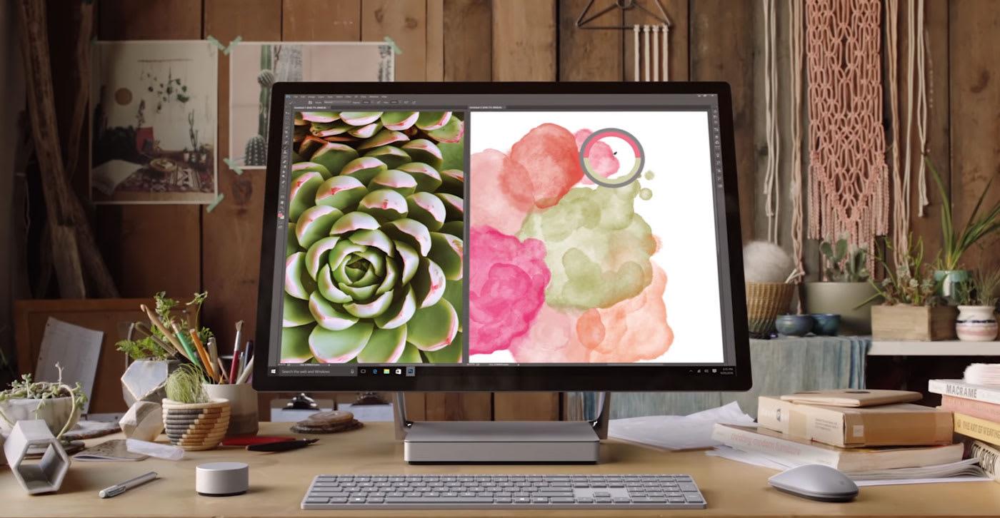 Surface Studio Monitor