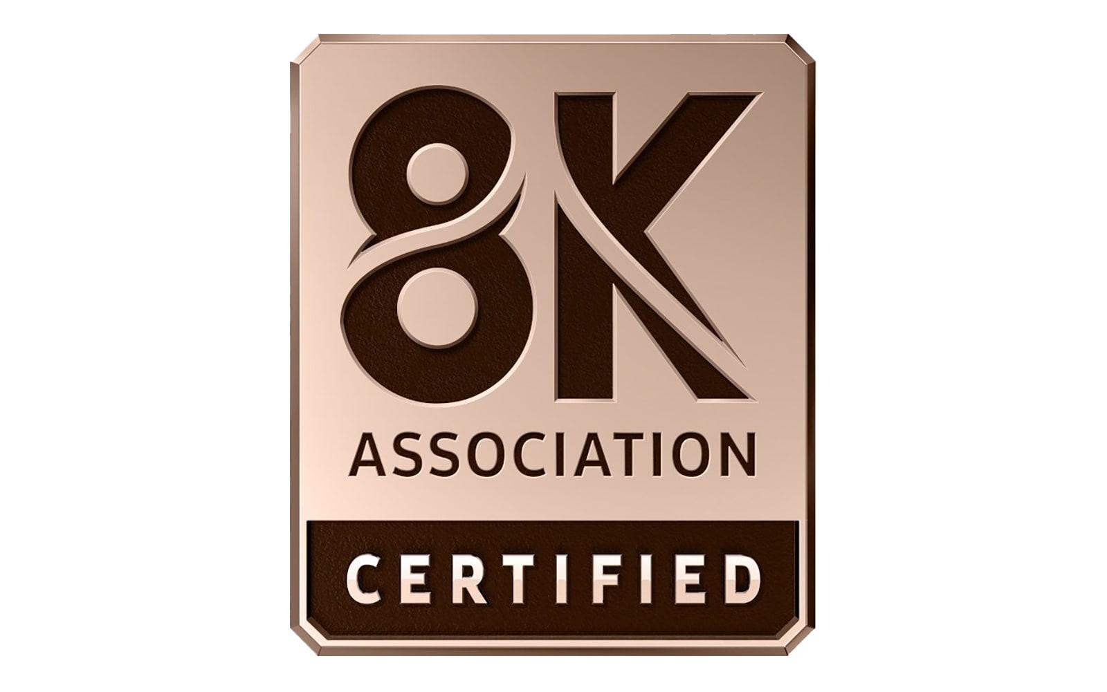 8K Association Certified