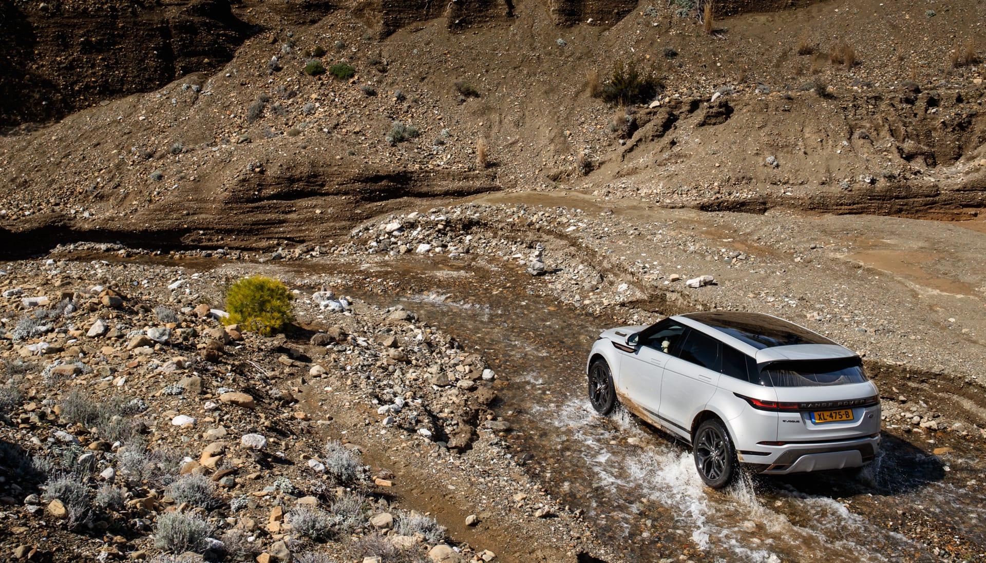 2020 Range Rover Evoque first drive