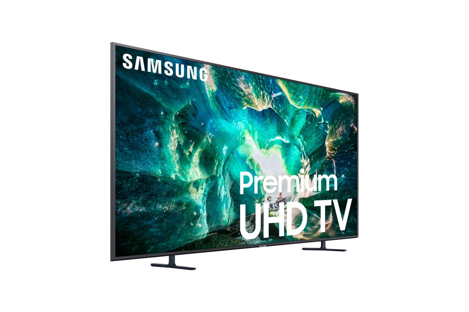 Samsung RU8000 4K TV (82-Inch)