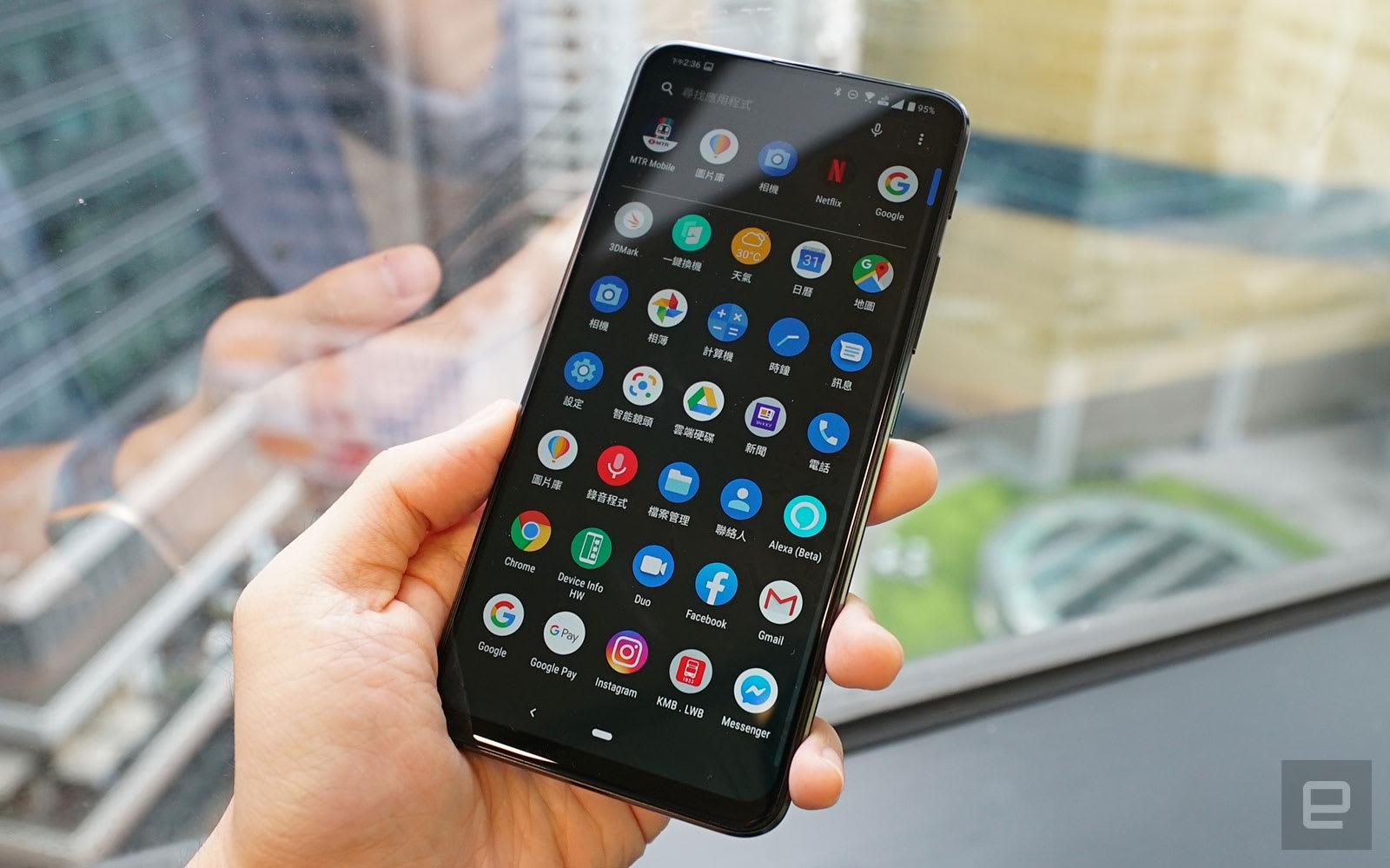 华硕 ZenFone 6 评测
