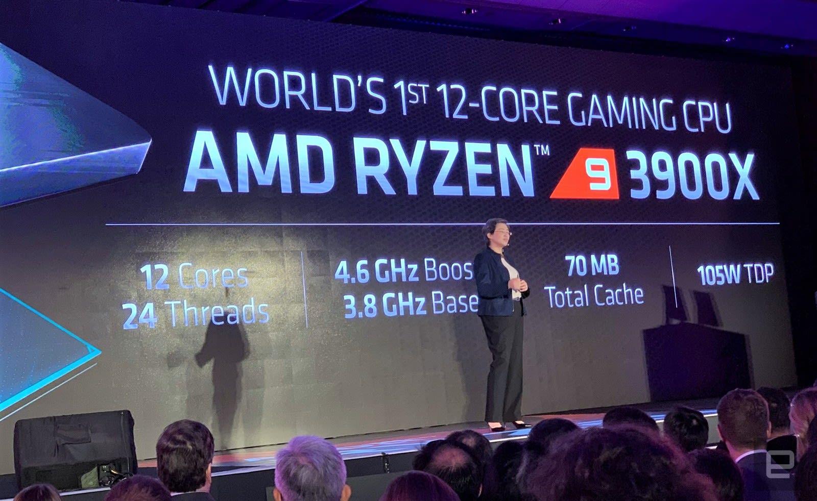 AMD Ryzen 3900X