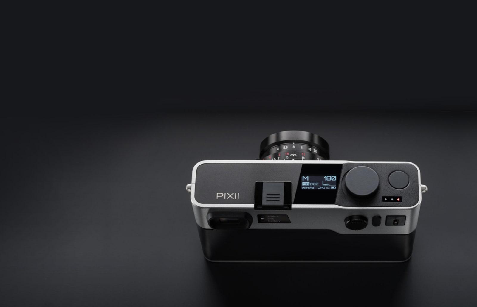 Pixii rangefinder camera
