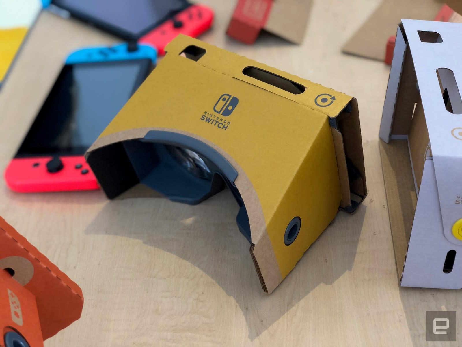Nintendo Labo VR Kit for Switch