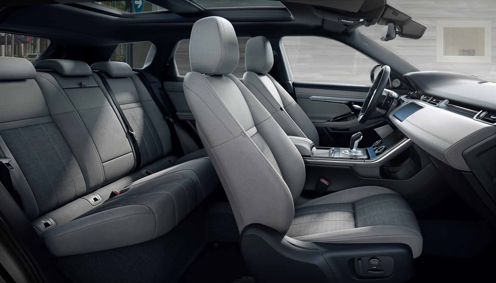 Land Rover Evoque first drive