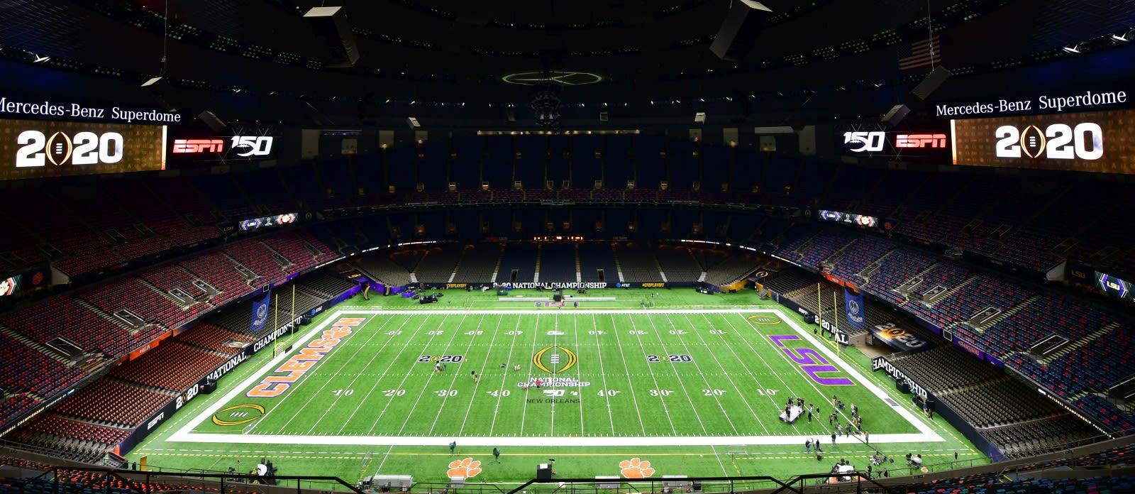 CFP National Championship - January 12, 2020