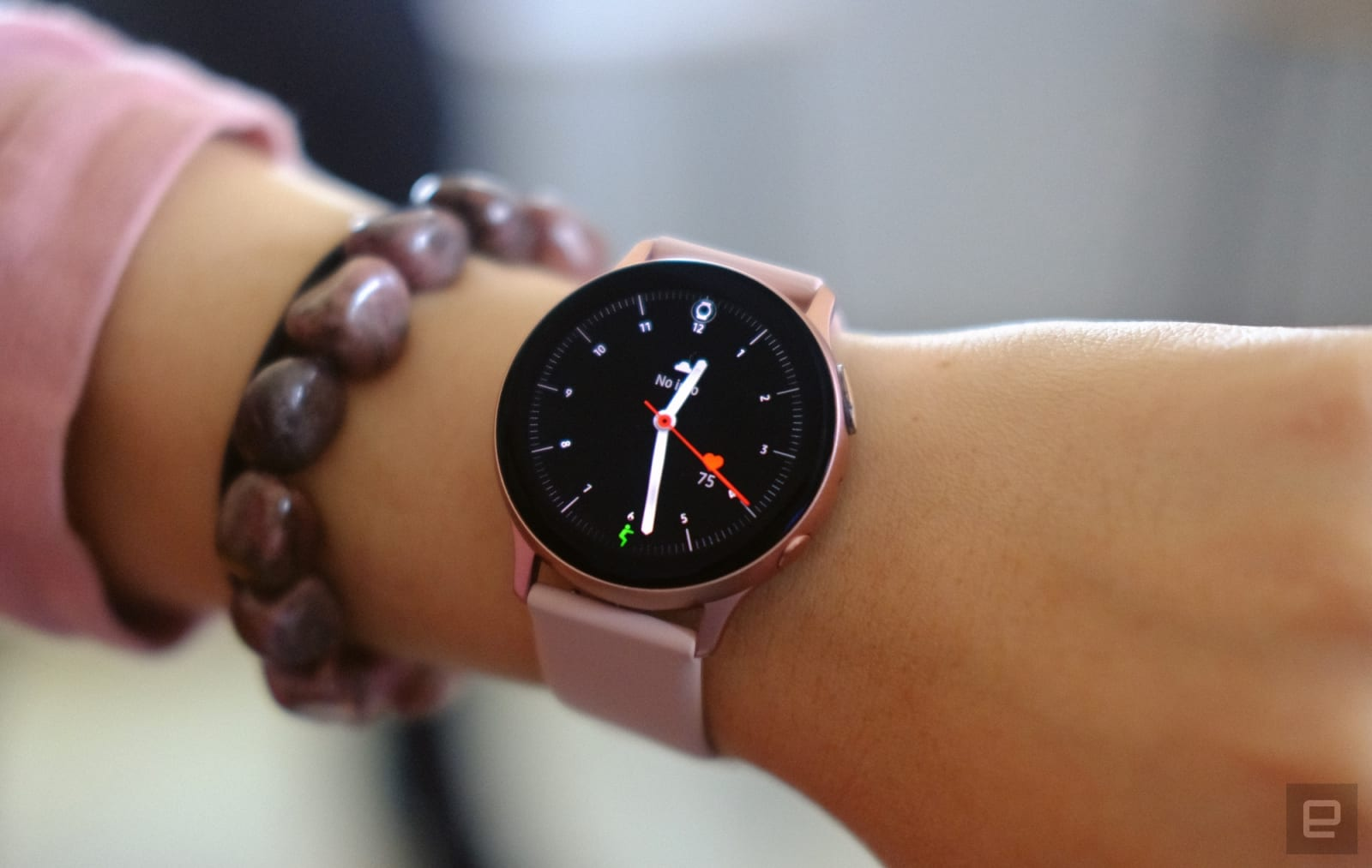 Galaxy Watch Active 2 Hands On Samsung S Balancing Act Engadget