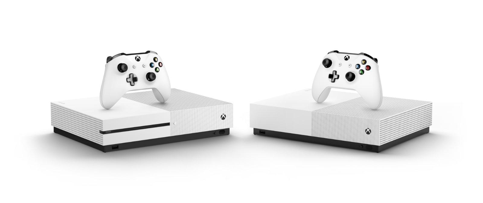 Xbox One S All-Digital Edition