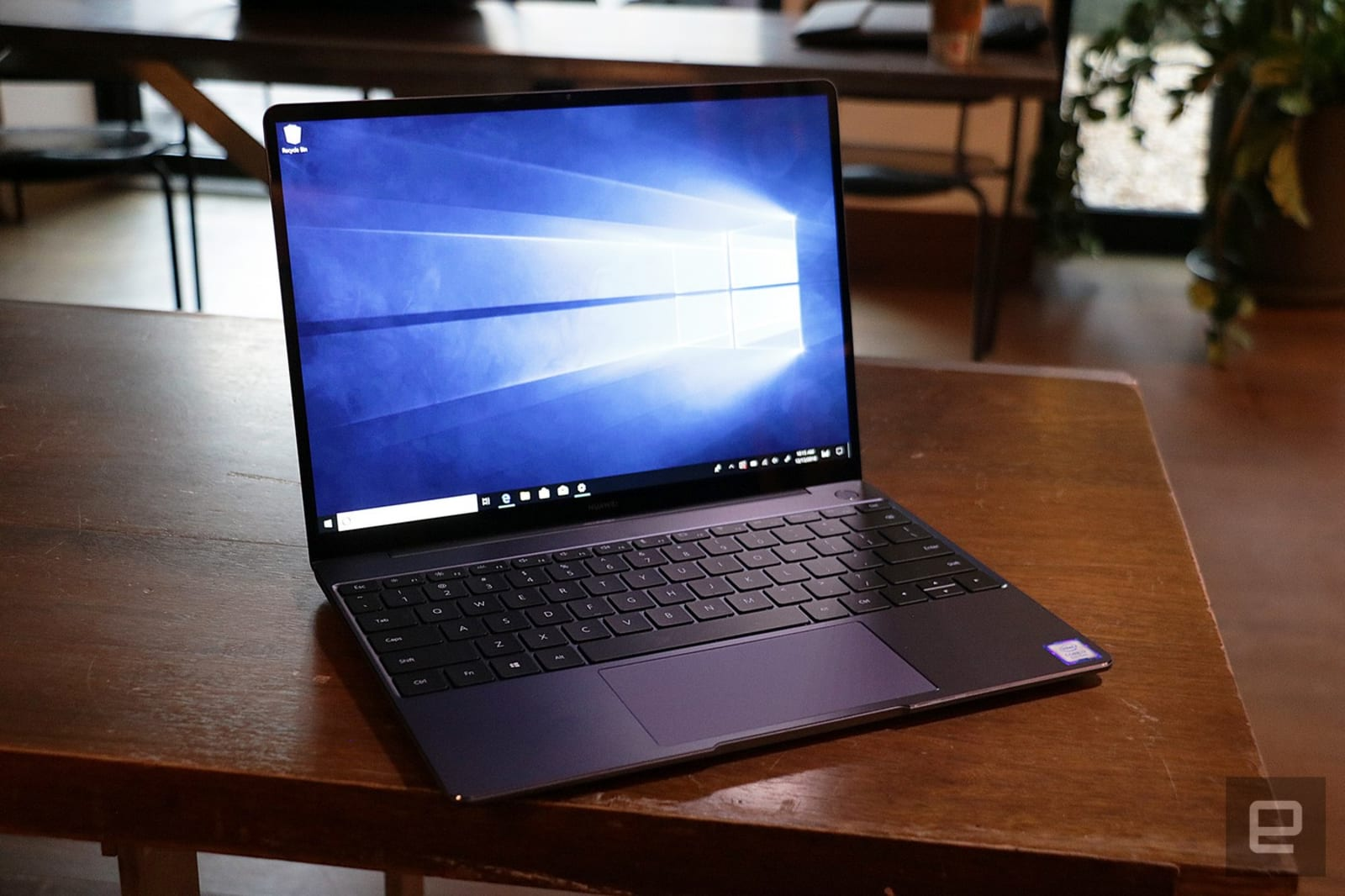 Huawei MateBook 13 hands-on