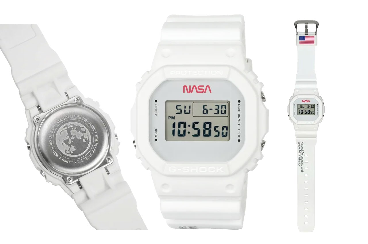 Casio NASA G-Shock
