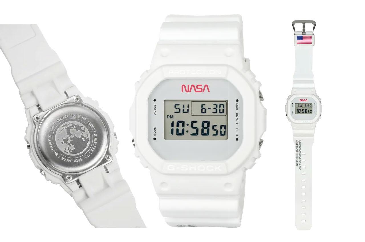Casio NASA G-Shock