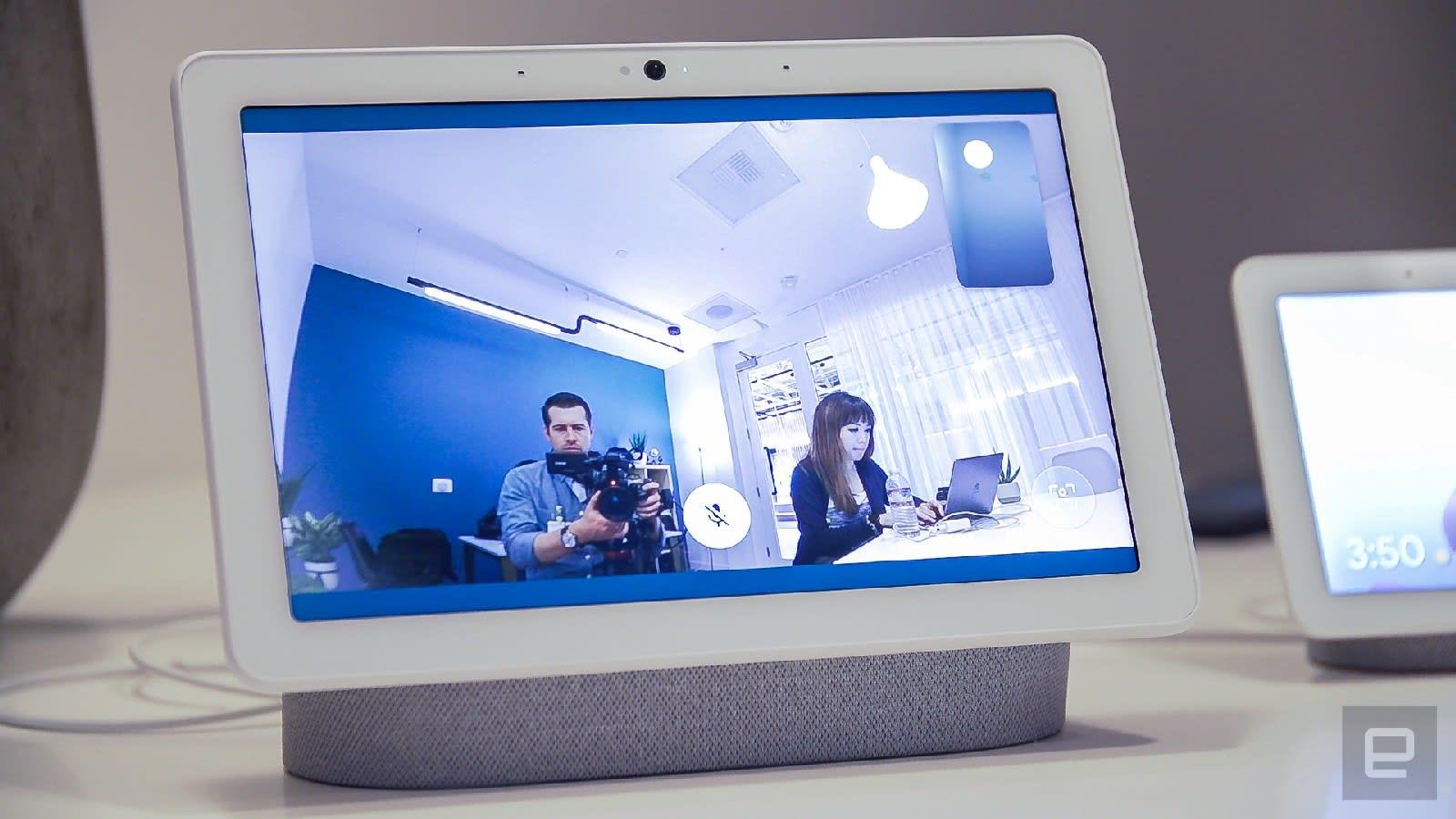 Google Nest Hub Max hands-on