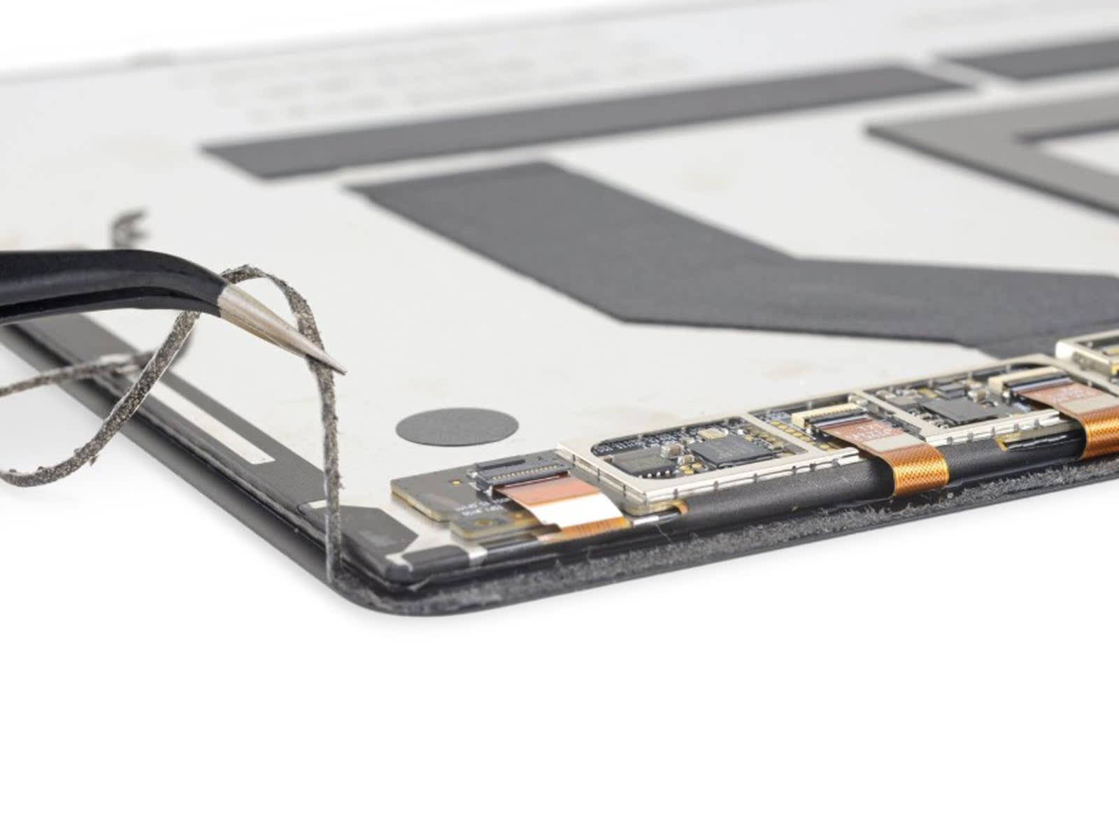 Surface Pro X teardown