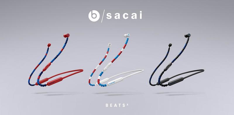 BeatsX sacai