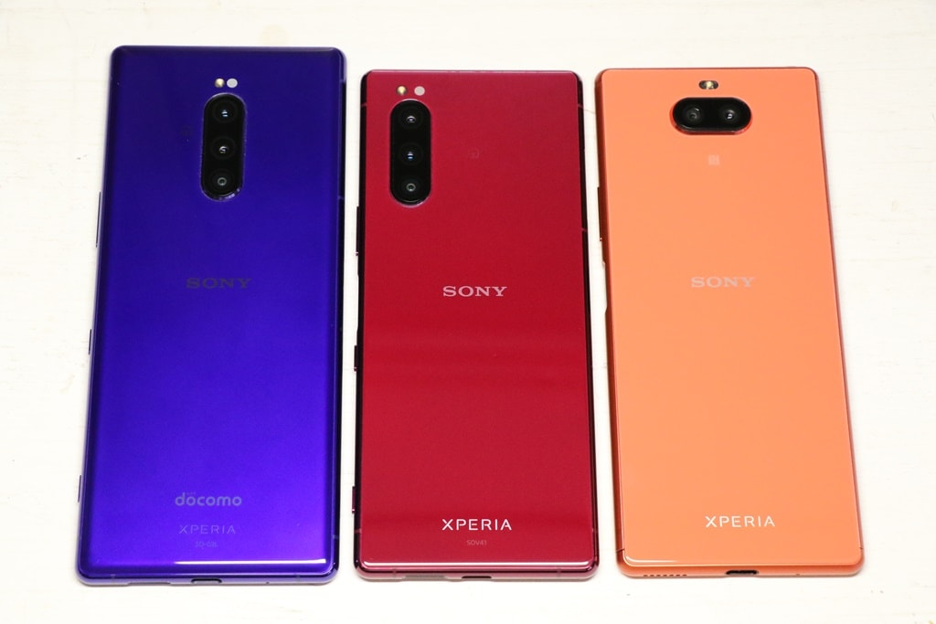 Xperia 5 and Xperia 8 Review