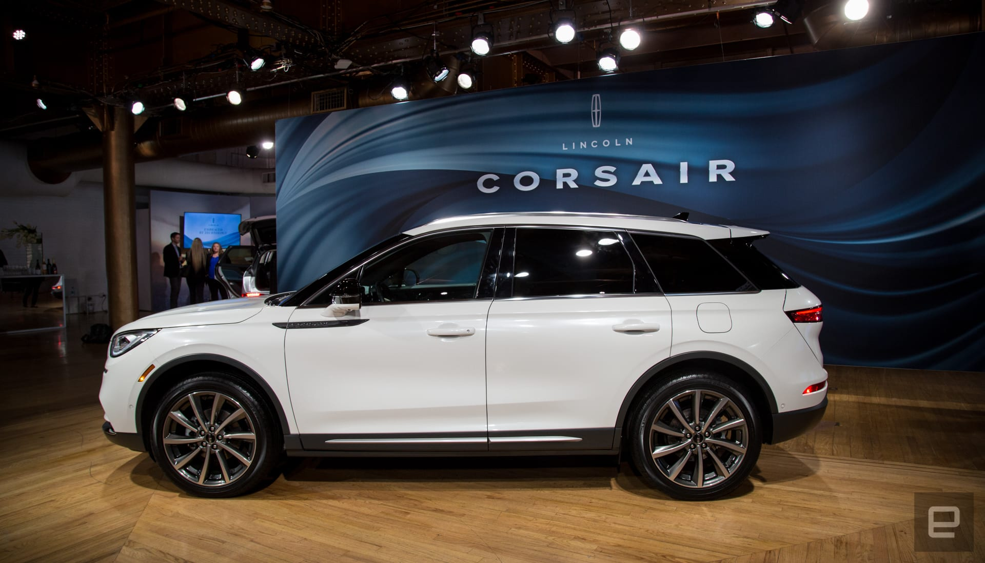 2020 Lincoln Corsair unveil