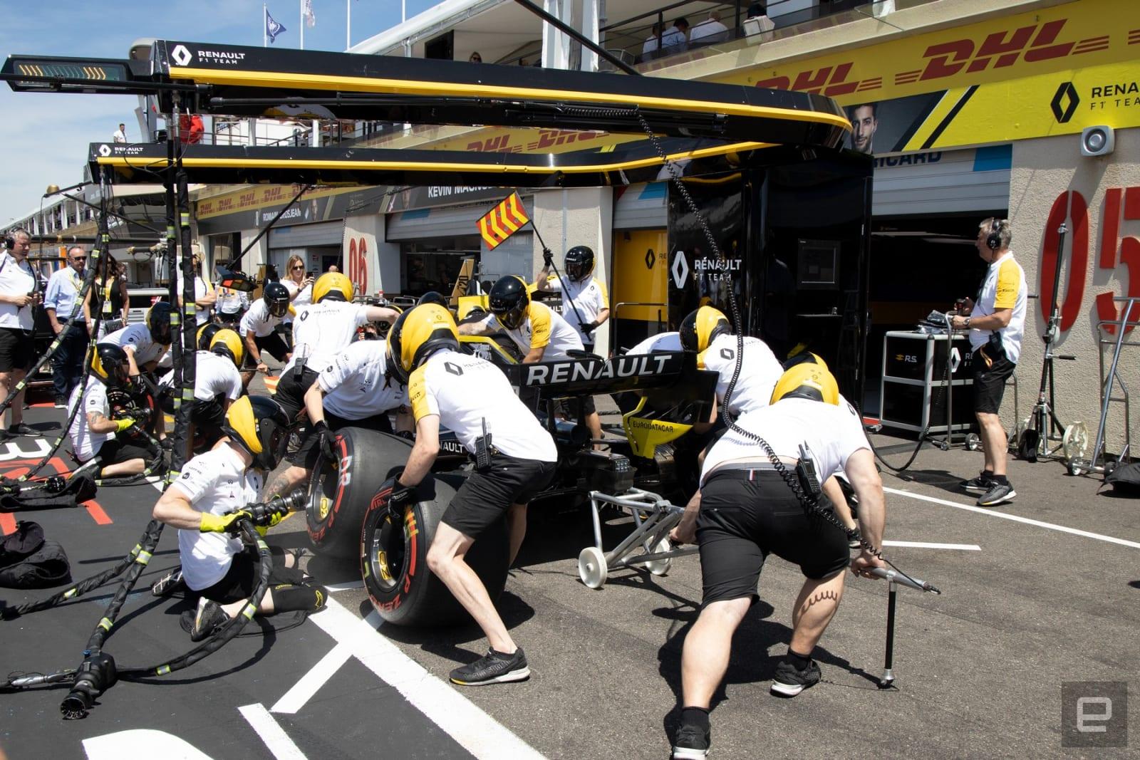 Renault 2021 season
