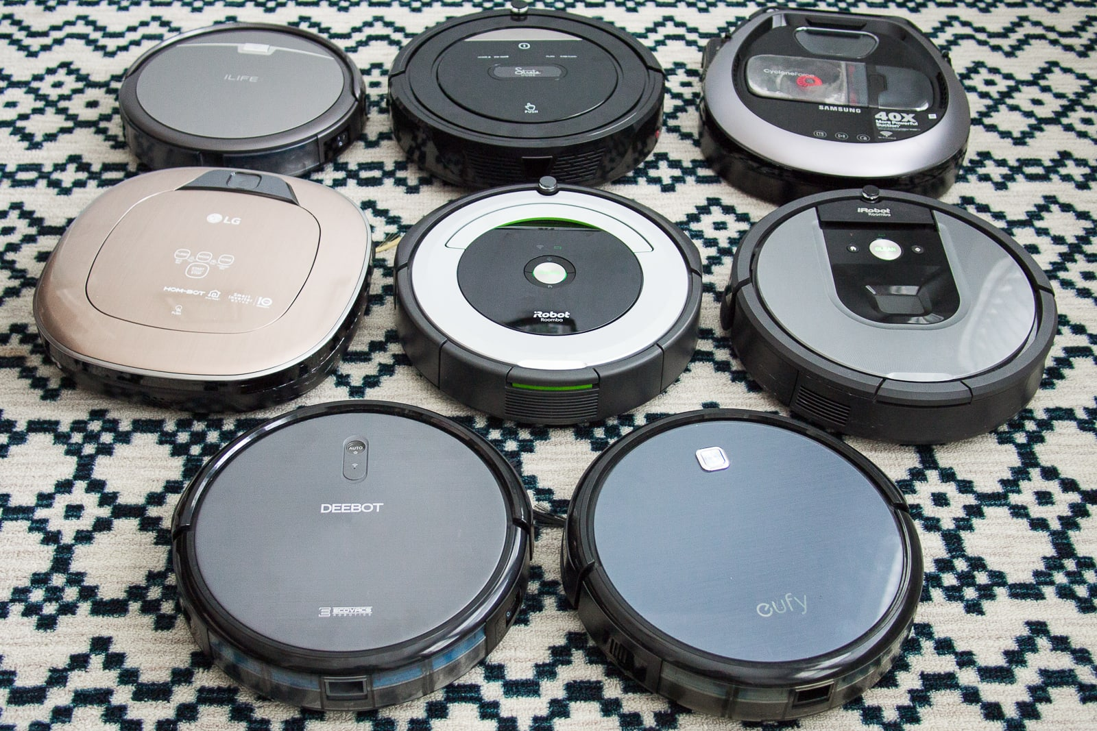 Alexa-compatible smart home devices