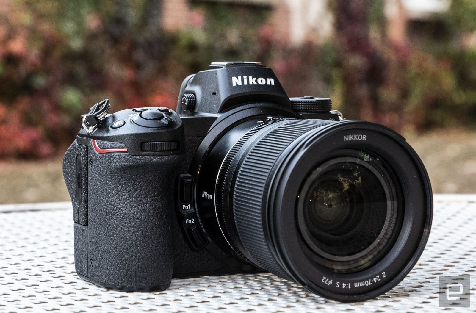Nikon Z7 full-frame mirrorless camera