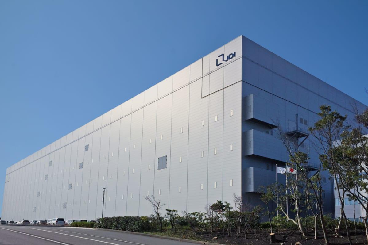 JDI白山工場