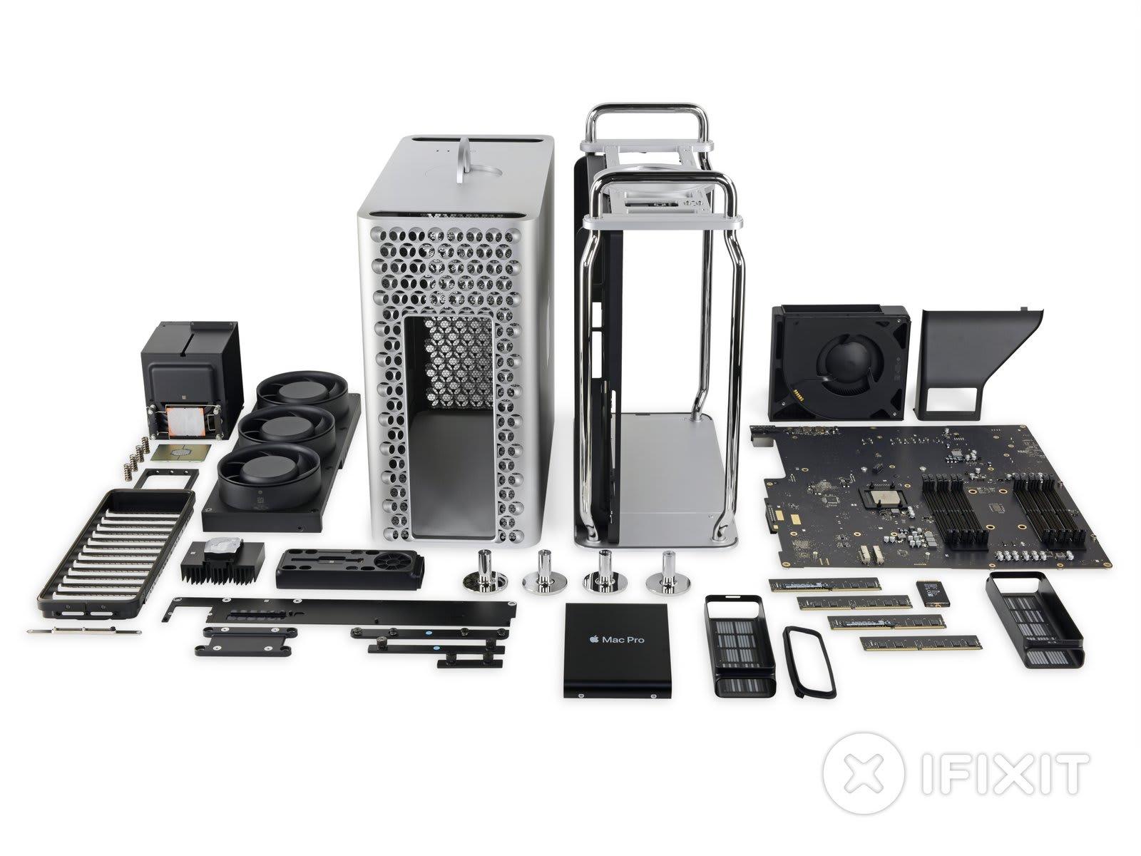 ifixit Mac Pro